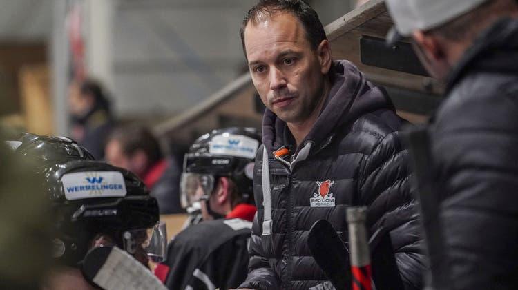 Herber Verlust für Reinach: Headcoach Zahner verlässt die Red Lions