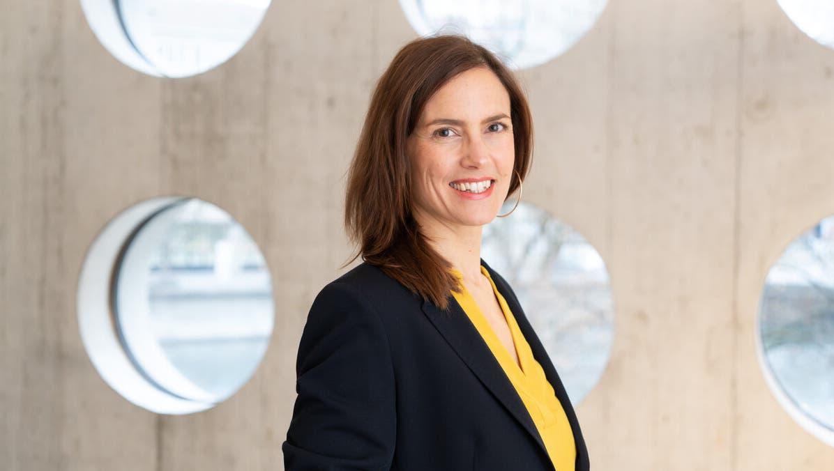 Die neue Direktorin Denise Tonella arbeitet seit2010 beim Schweizerischen Nationalmuseum (SNM)