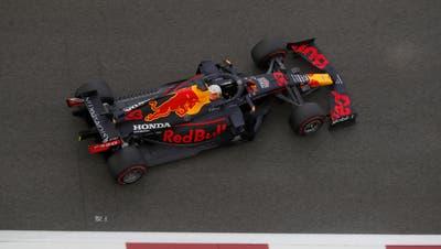 Startet das letzte Rennen des Saison am Sonntag aus der Pole Positon: Max Verstappen. (Bild: AP)