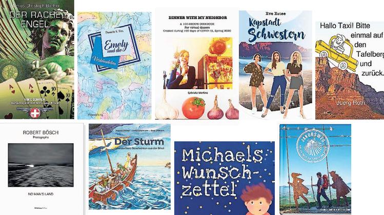 So vielfältig ist die aktuelle Bücher-Palette aus der Zentralschweiz