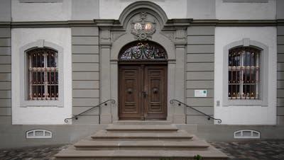 Am Dienstag stand der Beschuldigte vor dem Rorschacher Kreisgericht. (Bild: Benjamin Manser)