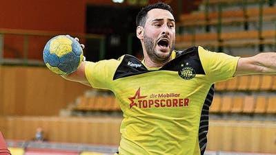 Die Krienser Handballer gastieren beim Überraschungsteam St. Otmar St. Gallen