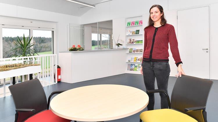 Gemeindeverwaltung hat nun einen freundlichen Empfang und moderne Arbeitsplätze