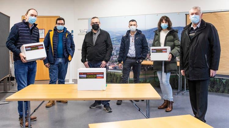 Tausende Unterschriften gegen geplante Aushub-Deponie – «So ein Vorgehen ist verwerflich»