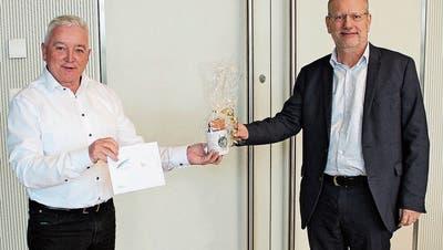 Thomas Bolt aus Diepoldsaus Gemeinderat verabschiedet