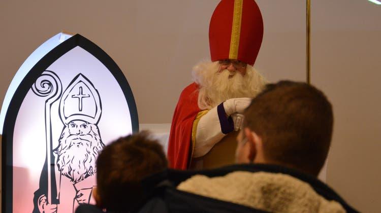 St. Nikolaus-Aktion 2020 - «zBsuech bim Samichlaus»