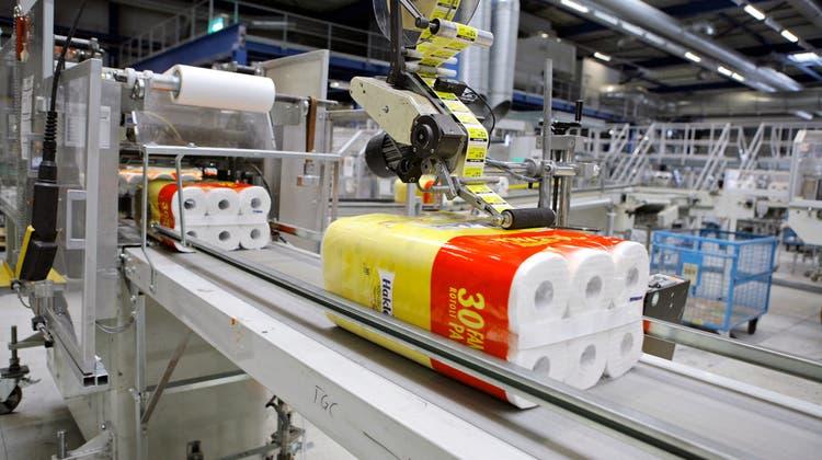«Sie verfolgen eine langfristige Strategie»: Das sind die neuen Besitzer der Tela-Papierfabrik