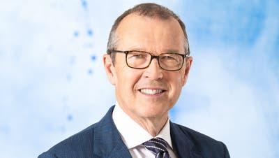 Soll im April LUKB-Präsident werden: Markus Hongler. (PD)