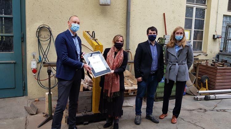 Glockengiesserei gewinnt Award