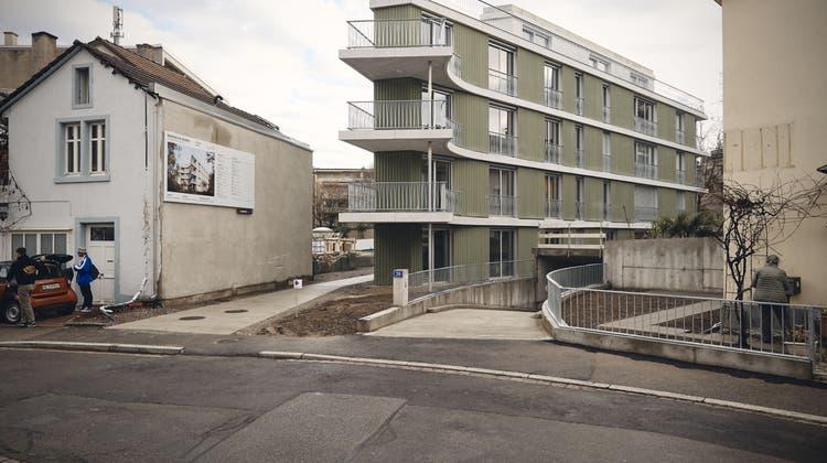 Basler Iselin-Viertel mausert sich zu einem kleinen Hotspot städtischer Entwicklung