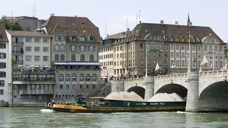 Mehr Güter aufs Rheinschiff: Basler Ständerätin rennt in Bern offene Türen ein