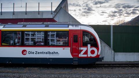 Eine neue S-Bahn-Linie soll den Bahnverkehr zwischen Horw und Luzern unterstützen. (Symbolbild: Boris Bürgisser)