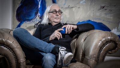 Blue-Balls-Direktor Urs Leierer in seinen Büroräumlichkeiten in Zürich. (Bilder: Pius Amrein  (17. Dezember 2020))