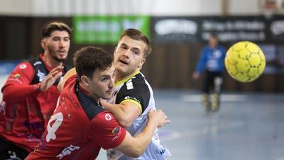 Die Handballer des HSC Kreuzlingen bleiben fokussiert. (Bild: Michel Canonica (26. September 2020))