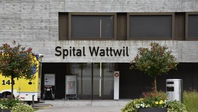Das Spital Wattwil wird geschlossen. (Bild: Ruben Schönenberger (Wattwil, 29. Juni 2020))