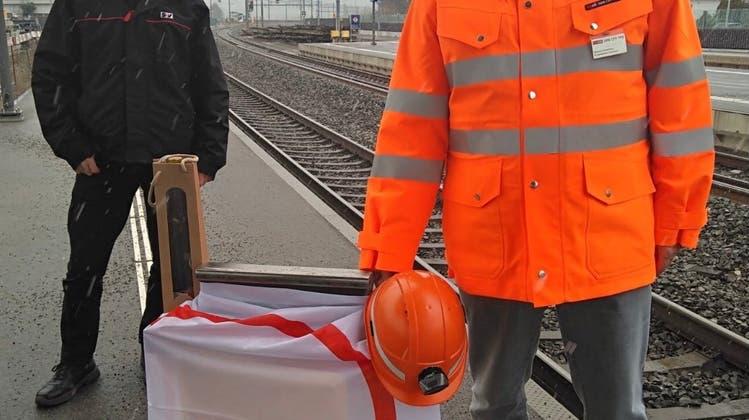 Nach 48 Jahren bei der SBB: Ein Leben zwischen Gleisen und Schotter