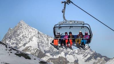 Wo darf man noch und wo nicht - das ist jetzt für die Skifahrer die Frage. (Foto: CH Media)