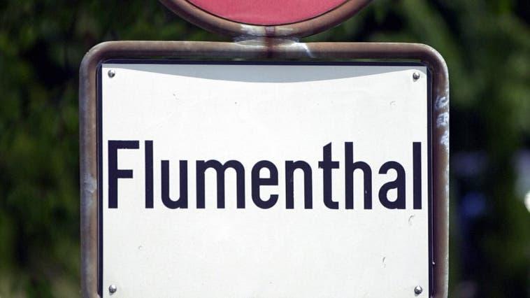 Die Gemeinde Flumenthal hat finanziell dauerhaft Morgenröte