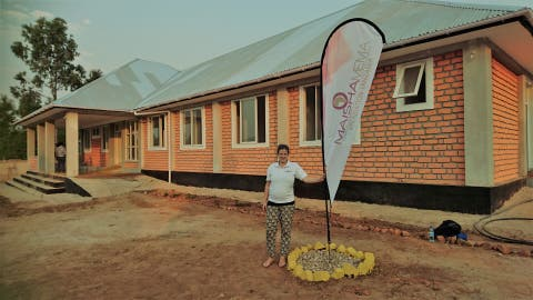 Krankenstation der Maisha Mema Foundation Foundation in Tansania (Bilder: PD)