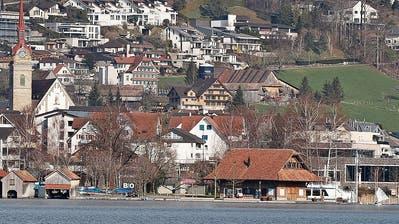 Die Corona-Hotspots im Kanton Zug: Oberägeri hat es am stärksten erwischt