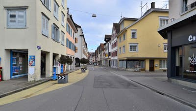 Die Nutzungsstrategie soll aufzeigen, wie neues Leben in die Altstadt einkehren kann. (Bild: Max Eichenberger)