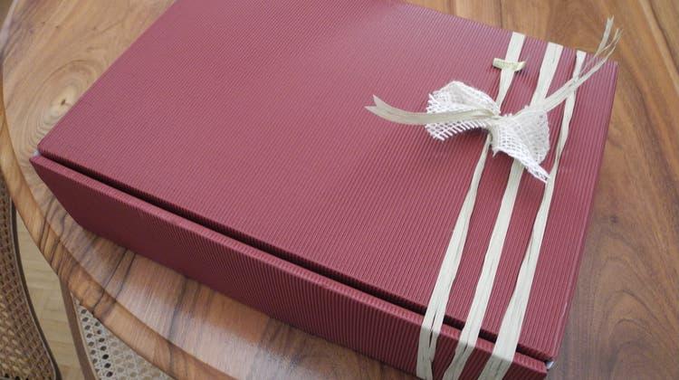 Statt Weihnachtsessen gabs für die Gemeinderäte ein Päckli
