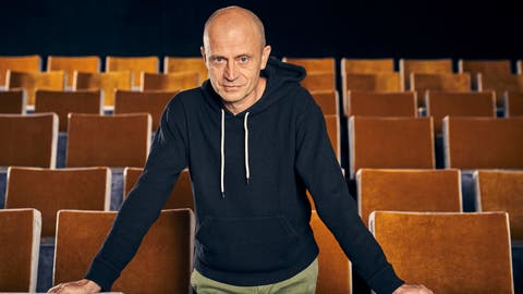 Kämpfer für Film und Kino: Frank Braun. (Bild:Saskja Rosset/Solothurner Filmtage)