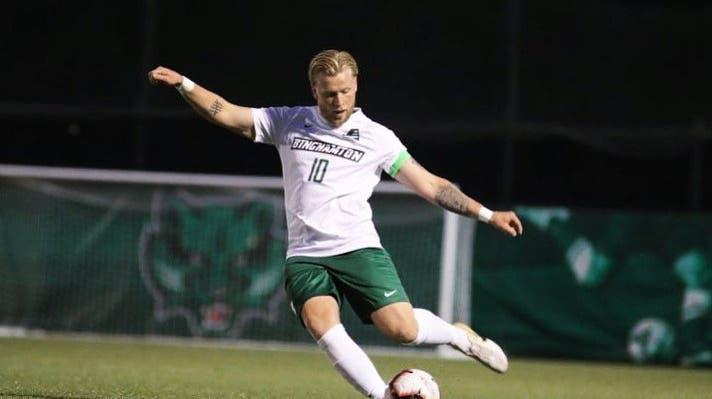 Erstes MLS-Team hat angeklopft: Aargauer College-Fussballer auf gutem Weg zum Profi-Vertrag