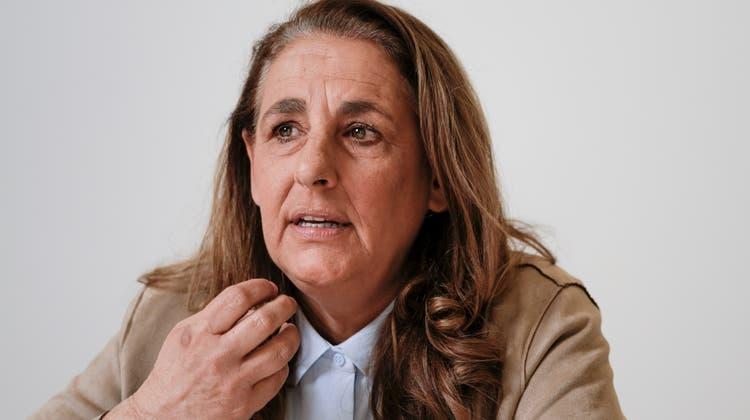 SP-Nationalrätin Jacqueline Badran überlebte 2011 einen Flugzeugabsturz bei Bassersdorf. 24 Personen kamen ums Leben. (Claudio Thoma)