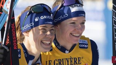 Fähndrich/Van der Graaff triumphieren im Team-Sprint