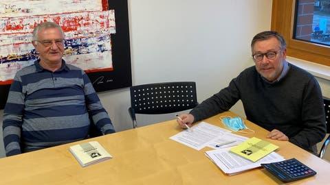 Im Rathaus in Ermatingen fand nach der gestrigen Urnenabstimmung bereits eine erste Krisensitzung des Gemeinderats statt. (Bild: Reto Martin (Ermatingen, 18. Dezember 2020))