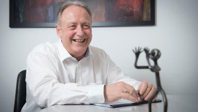 Seit 2009 amtete Christian Spoerlé als Gemeindepräsident von Ebnat-Kappel. Nun tritt er ab, sein Kantonsratsmandat für die SVP behält er aber. (Bild: Ralph Ribi (Ebnat-Kappel, März 2018))