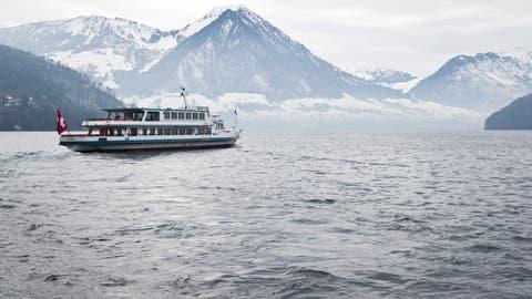 Die SGV kürzte den Fahrplan für diesen Winter aufgrund der aktuellen Situation. (Bild: Manuela Jans- Koch (Luzern, 24. Januar 2016))
