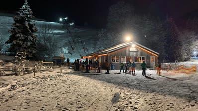 Nachtskifahren, wie hier am Skilift Heiden, ist in Ausserrhoden bis auf weiteres nicht mehr möglich. (Bild: PD)