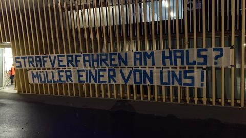 Die Mitteilung der FCL-Fans. (Bild: Janick Wetterwald (23.12.2020))