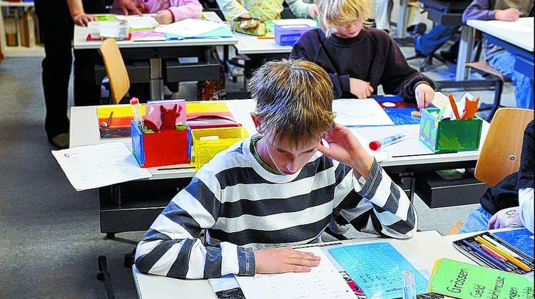 Integratives Modell an Solothurner Schulen: Gute Idee — bei der Umsetzung hapert es