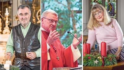 Stille Nacht: Zwei Pfarrer und eine Pfarrerin erzählen, wie sie die Weihnachtsgottesdienste dieses Jahr gestalten