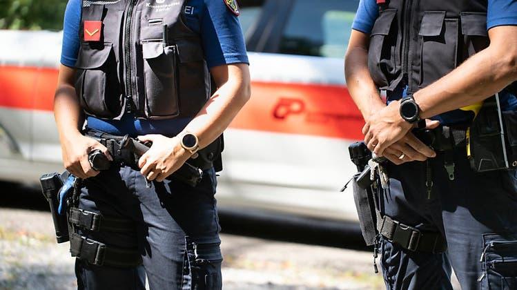 Regierungsrat rüstet Kantonspolizei für 1,7 Millionen neu aus
