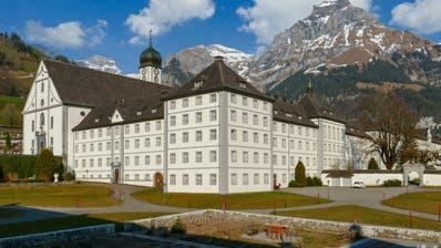 Aussenansicht des Klosters Engelberg. (Bild: Beat Christen (19. März 2020))