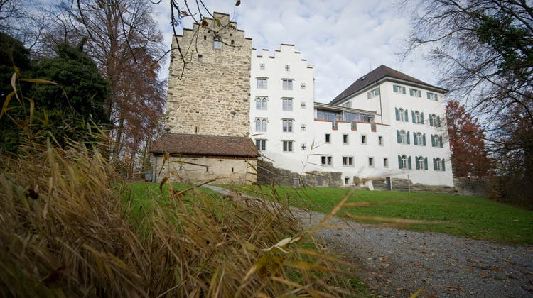 Das Schloss Wartensee ist seit 777 Jahren belebt. (Bild: Urs Bucher)