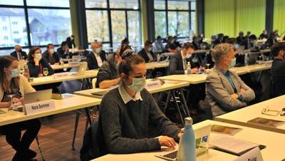 Bereits mit 16 Jahren sollen Jugendliche mitbestimmen können, wer im Landrat sitzt. (Bild: Urs Hanhart (Altdorf, 11. November 2020))