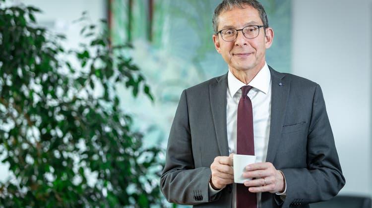 Merkel, Hochuli, Wermuth, Lucies Eltern: Urs Hofmann schaut auf 12 bewegte Jahre zurück