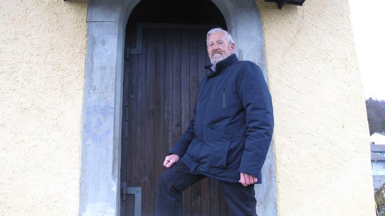 Rebmeister tritt zurück: Nach 24 Jahren freut sich Ernst Schär auf mehr Freizeit