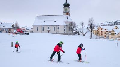 In Appenzell Innerrhoden kann vor Jahresende wieder Ski gefahren werden. (Bild: Benjamin Manser)