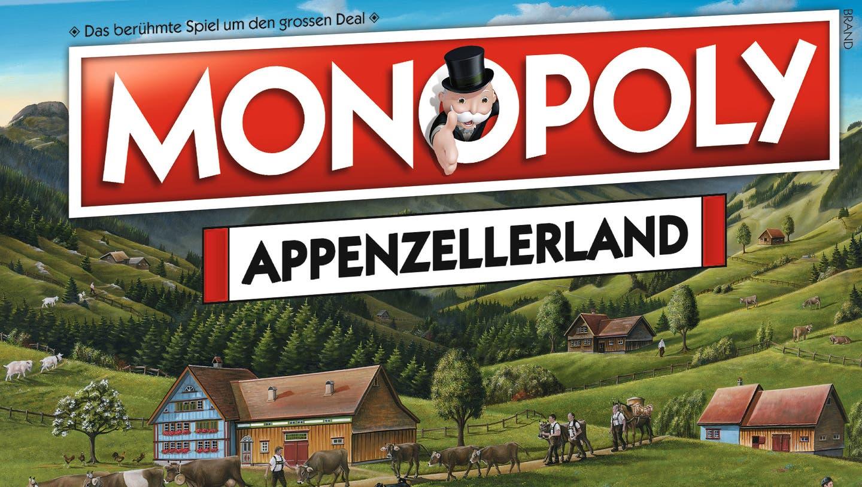Monopoly Appenzellerland zum Spezialpreis