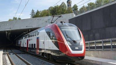 Der Eppenbergtunnel zwischen Aarau und Olten ist nun in Betrieb und entlastet damit ein nationales Nadelöhr. (Aargauer Zeitung)
