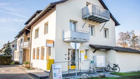 Die Poststelle in Scherzingen. (Bild: Thi My Lien Nguyen)