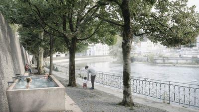 Vertrag für Gratis-Thermalbad besiegelt – Wasser für Heissen Brunnen kommt vom Schwanen
