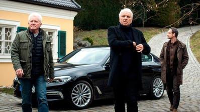 Jubiläums-«Tatort» (Teil 2): «In der Familie». Teams München/Dortmund. Morgen, SRF 1, 20.05 Uhr. (Bild: SRF)