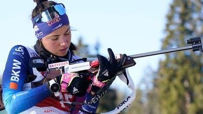 «Teamküken» Flavia Barmettler will sich in der Elite etablieren